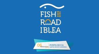 Tappa di Fish Road nel paese del Commissario Montalbano