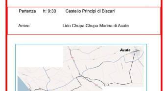 "Acate. ""IV Maratonina, Acate-Marina di Acate""."