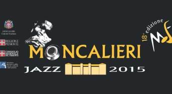 Moncalieri Jazz Festival 2015: 18a Edizione. Dal 31 ottobre al 14 novembre 2015