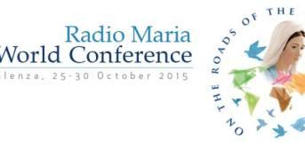 """Roma. Sesto Convegno Mondiale delle settantacinque """"Radio Maria""""."""