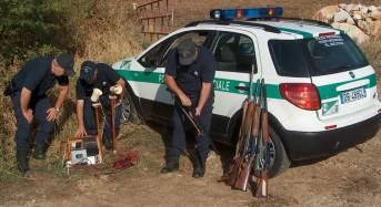 Ragusa. Polizia Provinciale denuncia 8 cacciatori