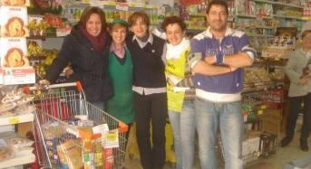 Acate. Successo della Diciannovesima Giornata Nazionale della Colletta Alimentare. Raccolti 90 pacchi di alimenti.