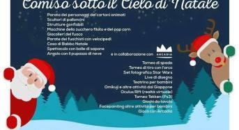 """Comiso. Natale 2015: """"Corso in festa"""". Di Liliana Russo"""