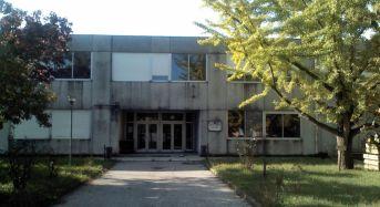 Concordia sulla Secchia. Presentazione del primo stralcio del nuovo polo scolastico, post terremoto.