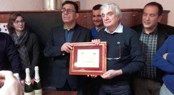 Vito Veninata nominato presidente onorario del Veteran car club ibleo