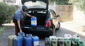 Chiaramonte Gulfi. Ladri di gasolio: arrestati due rumeni
