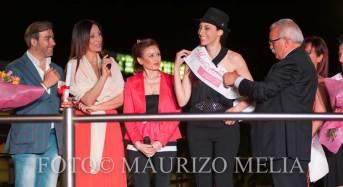 """Cristina Cecere si è aggiudicata la fascia """"Miss Mamma Siciliana 2016"""""""