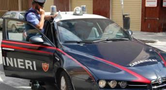 Inseguimento con sparatoria a Santa Croce due carabinieri feriti.