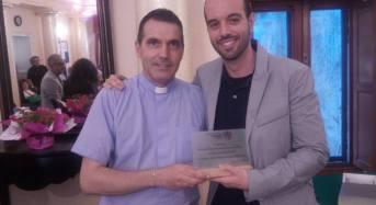 Monterosso Almo. Presentato e premiato il libro del vittoriese Giorgio Giurdanella