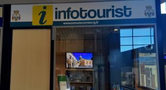 Infotourist Aeroporto di Comiso: Presente anche Vittoria