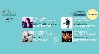Scoglitti, teatro. Santa Briganti: Quattro appuntamenti per l'estate 2016