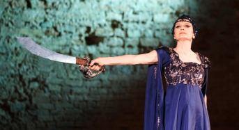 Carla Fracci questa sera al Castello di Donnafugata (Ragusa) madrina del festival DanzArt