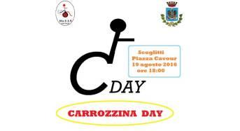 Scoglitti. Carrozzina Day: Il 19 agosto in Piazza Cavour