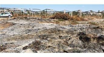 Vittoria. La Polizia Provinciale di Ragusa sequestra discarica abusiva di 50.000 metri quadrati.