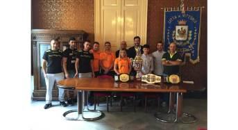 """Vittoria. Il sindaco incontra gli atleti vittoriesi: """"Orgoglioso dei successi ottenuti negli ultimi mesi"""""""