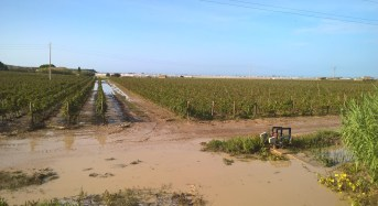 Maltempo: Esondazione fiume Dirillo e violenti temporali in provincia di Ragusa