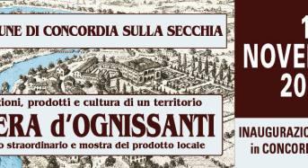 Concordia sulla Secchia (Mo). Concordia Nuova in festa: dal 30 ottobre al Primo novembre.
