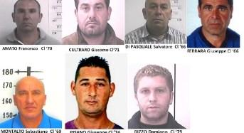 """Acate e Niscemi. Operazione antimafia nei confronti di """"Cosa Nostra"""": Arresti nel clan """"Madonia – famiglia di Niscemi"""""""