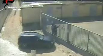Danneggiamenti parchi eolici, due arresti ad Avellino per estorsione