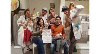 """Ragusa. Ecco il """"Clowndario"""", un calendario speciale con i clown dottori per sostenere il progetto """"Saturnino"""""""