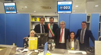 """Vittoria, l'ufficio postale di Via Giacomo Matteotti avvia il """"Progetto Multilingua"""""""