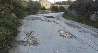"""Ragusa. Chiavola: """"Frazione di San Giacomoa isolata per circa 48 ore dopo i danni del maltempo"""""""