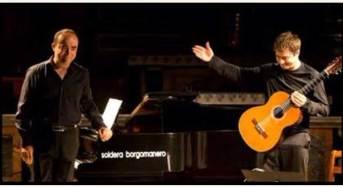 """Pianoforte e chitarra: Connubio insolito ma accattivante per il prossimo concerto di """"Melodica"""" a Ragusa"""