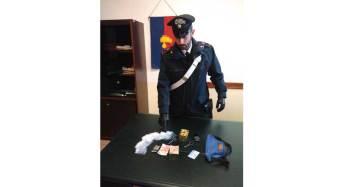 Sorpreso a spacciare ad un minore all'interno di un parco pubblico, arrestato dai Carabinieri