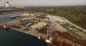 """Operazione """"Port utility"""": Corruzione al porto di Augusta"""