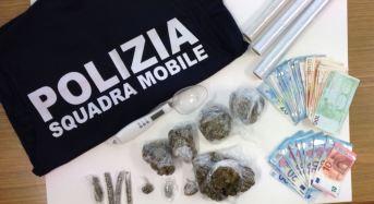 """""""Pusher"""". La Polizia completa operazione in tutta la provincia di Ragusa: 4 arrestati, 1 denunciato, 12 perquisizioni"""