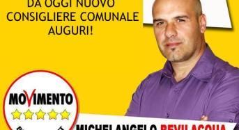 Acate. Cambio di guardia nel gruppo consiliare Pentastellato. A Gina Berrittella subentra Michelangelo Bevilacqua.