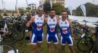 La Modica Triathlon Bike all'evento internazionale X Terra Malta