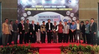 I sistemi di simulazione ferroviaria integrata Shrail nel Far East alla Indonesia Railway Conference 2017