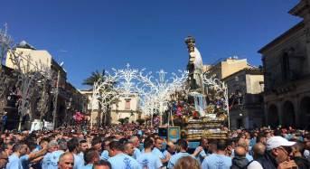 Con la diretta su Rai uno la festa della Madonna di Gulfi travalica i confini regionali