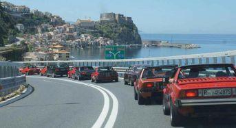 Da Siracusa a Ragusa: Sabato e domenica il raduno del club nazionale delle X1/9 lungo le strade del val di Noto