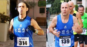 Gianninoto e Ravalli primi della No Al Doping a Caltanissetta e a Palermo