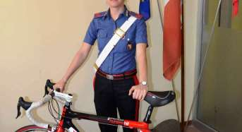 Bici rubata messa in vendita online, denunciatedue persone