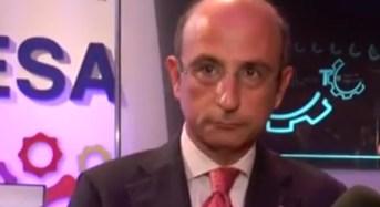 Amedeo Manzo, presidente BCC Napoli, nominato amministratore della Napoli holding