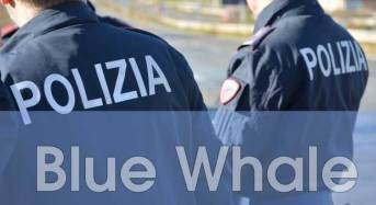 Conferenza stampa su prevenzione fenomeno Blue Whale: I consigli della Polizia di Stato