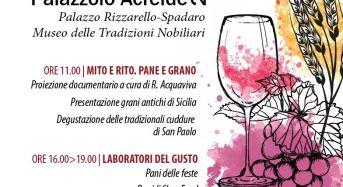 """""""Territori del vino e del gusto. In viaggio alla ricerca del genius loci"""": A Palazzolo Acreide la tredicesima tappa dell'iniziativa regionale"""