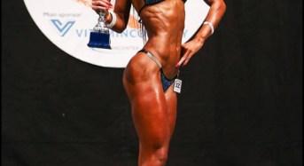 Claudia Coco campionessa italiana IFBB di Body Building