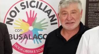 Regionali Sicilia, il filosofo Diego Fusaro incontra il candidato Franco Busalacchi