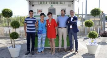 Nuovo eco-compattatore a Ragusa per riciclare e migliorare l'ambiente