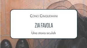 """Canicattini Bagni, presentazione del libro """"Zia Favola, una storia siculish"""""""