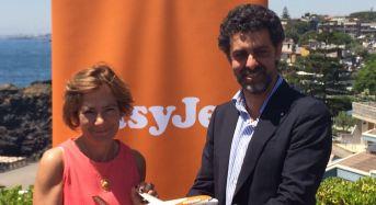 EasyJet un partner attivo per Catania: Più connettività e turismo a sostegno del territorio