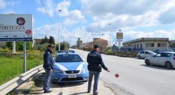 Auto non si ferma all'ALT, inseguimento sul litorale Ispica – Pozzallo