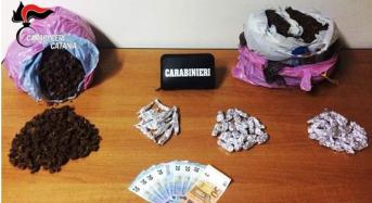 Librino, i carabinieri arrestano quattro spacciatori