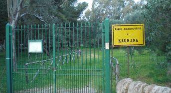 Parco Archeologico Kaukana, domani sera di scena Alessandro Sparacino