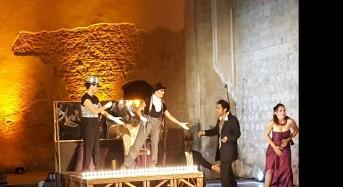 """Teatri di Pietra a Modica, il 24 agosto """"Caligola, teatro e danza"""""""