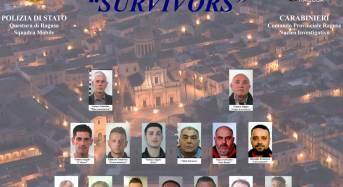 Vittoria. Operazione Survivors: Decapitato clan vittoriese – FOTO
